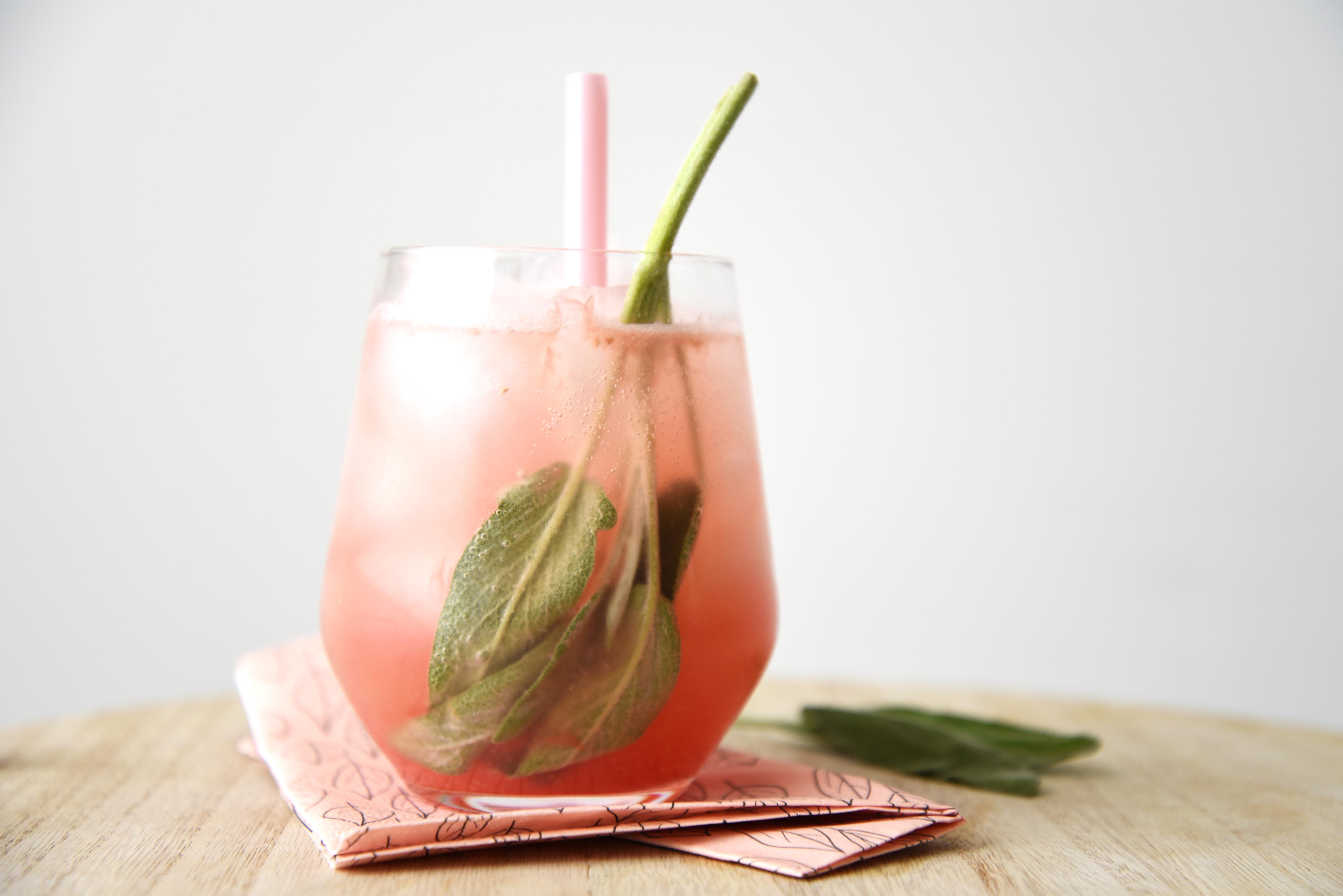 limonade salie grapefruit